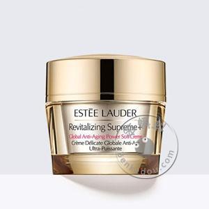 雅诗兰黛升级新生活肤全能面霜  Estee Lauder Revilizing Supreme+ Global Anti-Aging Cell Power Creme 50ml